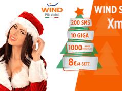 wind xmas special edition attivare