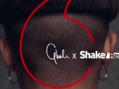 vodafone shake remix ghali
