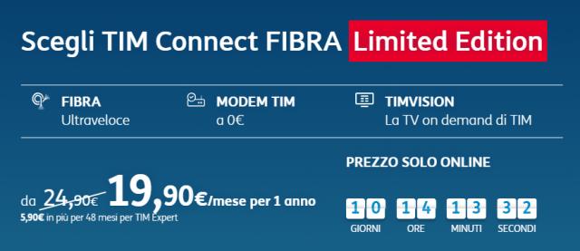 tim smart connect fibra limited edition