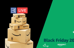 amazon black friday 2018 live offerte tariffando