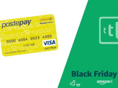 visa postepay amazon 10 gratis