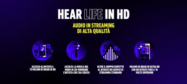 amazon music alta definizione