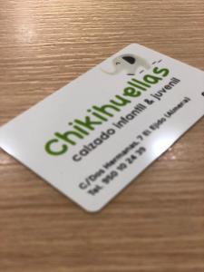 tarjetas plasticas para clientes