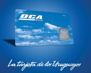 Tarjeta OCA Card Uruguay