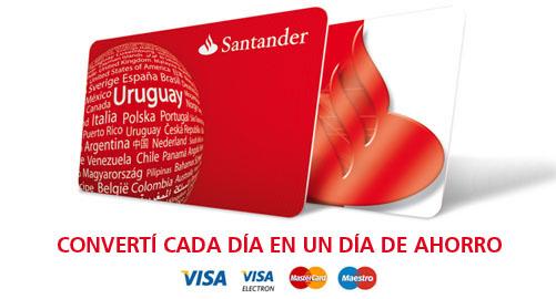 Solicitar tarjeta del Banco Santander
