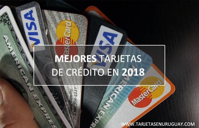 Mejores Tarjetas de Crédito 2018 en Uruguay