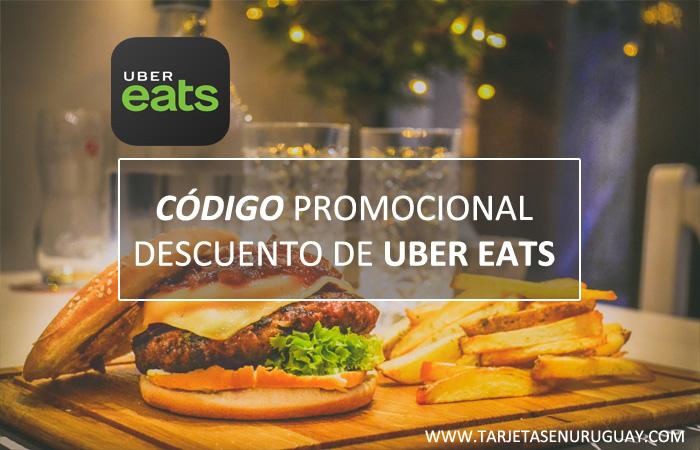 Codigo Promo Uber Eats Uruguay