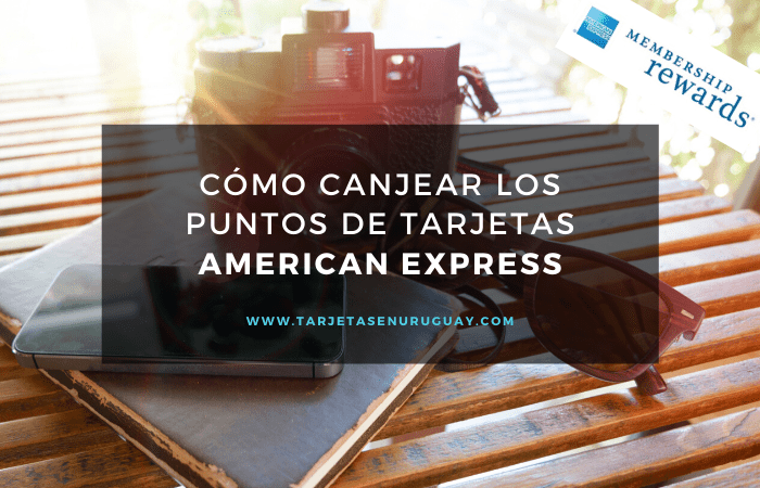 Canjear Puntos American Express