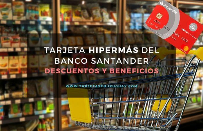 Tarjeta Hipermas de Banco Santander