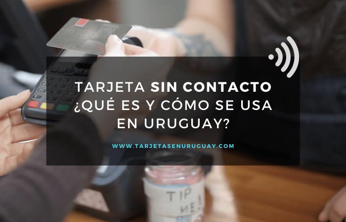 Tarjeta de crédito sin contacto contactless