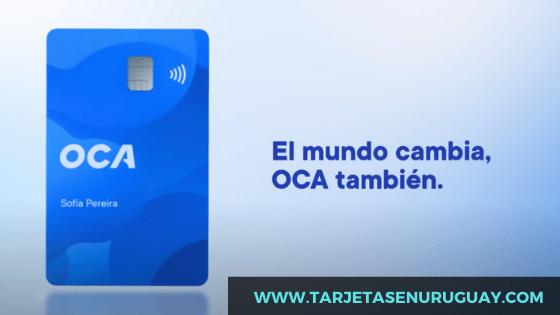 Solicitar tarjeta OCA vertical