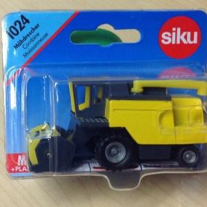 Siku Combine Harvester 1024 1