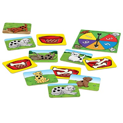 Spotty Dogs Orchard Toys Tarland Toy Shop Find out where animals live and their habitats in this fun lotto game from orchard toys. spotty dogs orchard toys