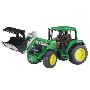 Tarland Toy Shop Bruder 02052 John Deere 6920 with Frontloader