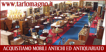 Antiquariato Torino Acquisto Vendita Mobili Antichi Quadri