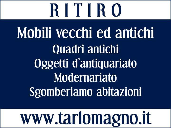 Ritiro Mobili Usati Torino E Provincia Compro Modernariato