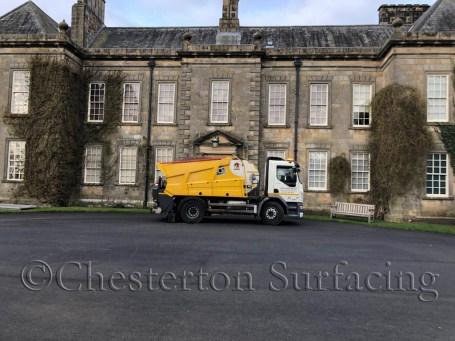 National Trust Wallington before