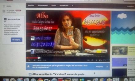 Vuoi promuoverti in tv anche tu? contatta Alba