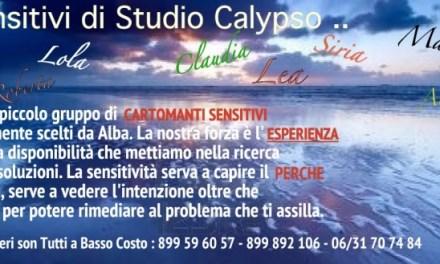 Sui Sensitivi di Studio Calypso di Alba