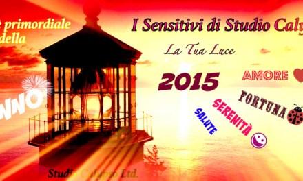 Felice 2015 a ognuno di voi!