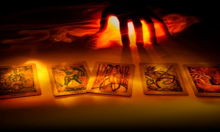 I Nostri tarocchi Vedono Oltre grazie all'energia del Solstizio..