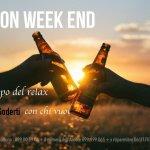 Buongiorno e  Buon Week a tutti