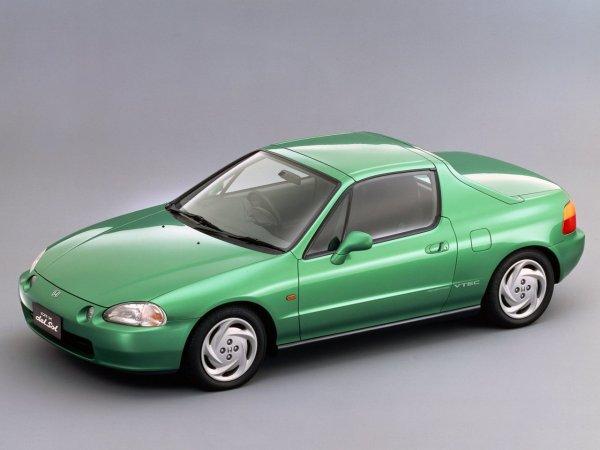 1992 Honda Prelude Oils