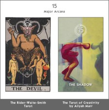 15 The Devil/The Shadow