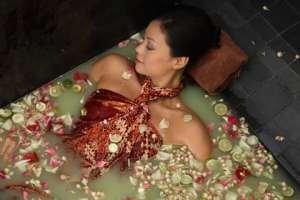 spiritual cleansing bath
