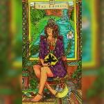 Emilie's Kindred Spirits Tarot, the empress