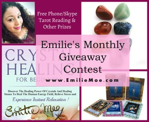 Free Tarot reading emilie moe