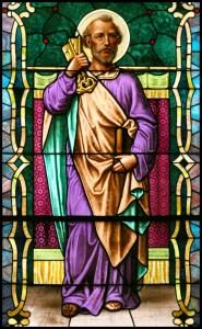 Saint Peter Remover Of Binds And Opener Of Doors