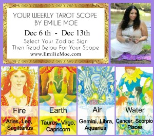 Weekly Free Tarot Scope Divination