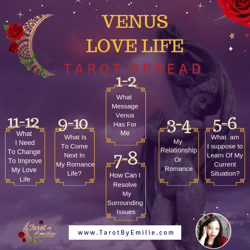 Romance Readings ⋆ Tarot By Emilie - Psychic Readings, Psychic