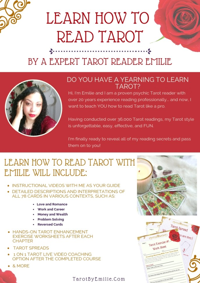 Learn How To Read Tarot