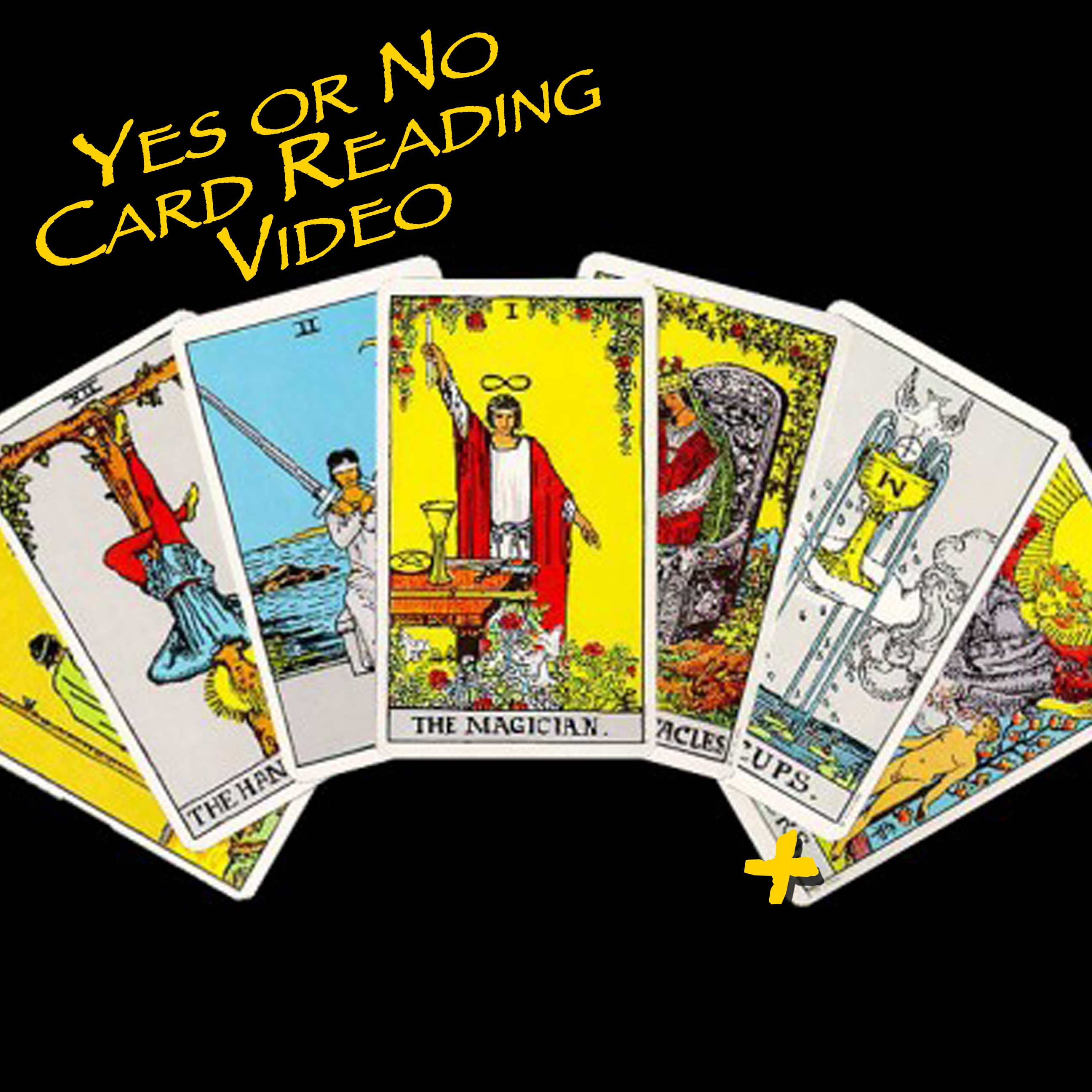 The yes card