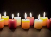 Magia blanca-velas