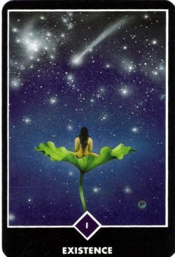 Entering A Tarot Card – A Meditation Exercise