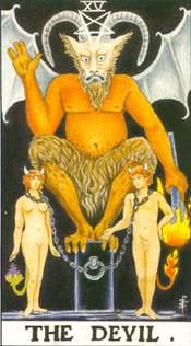 The Devil Card