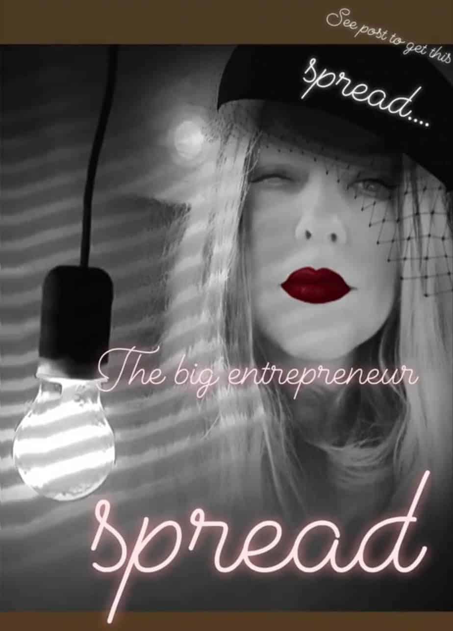 The Big Entrepreneur Spread
