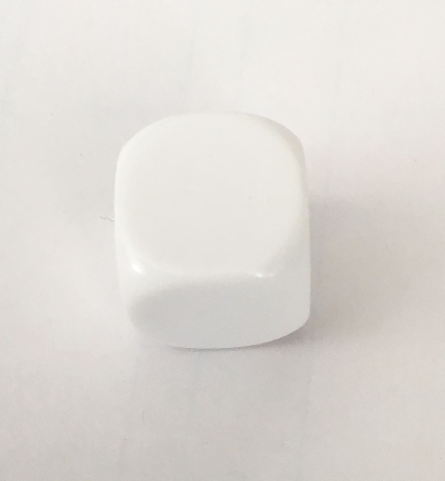 14mm blank white die