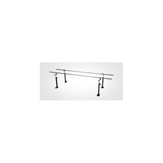 Armedica AM712 Floor Mounted Parallel Bars 7' and 10'