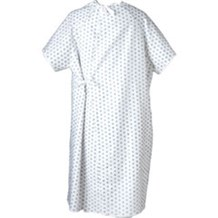Washable & Disposable Paper Exam Gowns, Shorts & Drapes