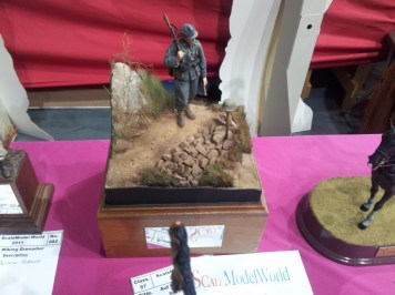 Another single miniature winner from IPMS 2011