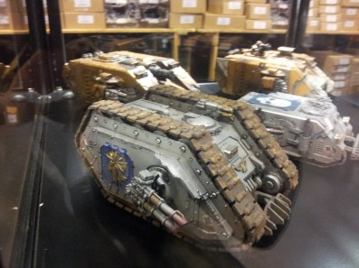 Astral Claws Land Raider Old Skool