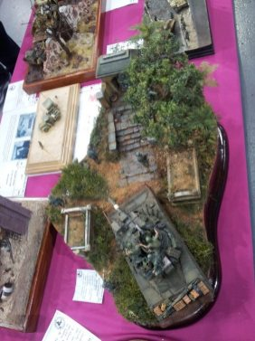 Another excellent tank diorama at Telford IPMS 2011