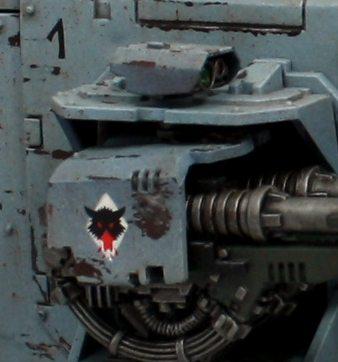 Bran Redmaws Space Wolf Vehicles