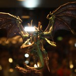 Golden Demon UK 2012 Warhammer 40k Monster Gold