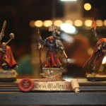 Golden Demon UK 2012 Warhammer 40k Squad Bronze