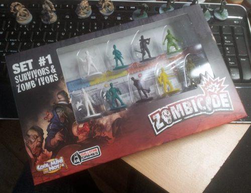 zombicide set 1